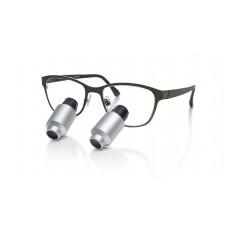 Prizmatické TTL lupové brýle Morriz 4,8 x