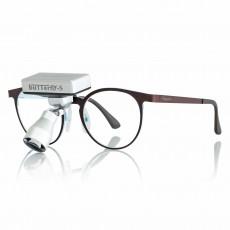 Bezdrátové světlo k lupovým brýlím Butterfly S