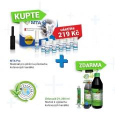 MTA Pro + Chloraxid 2 % 200 ml