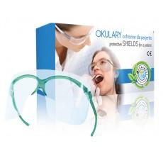 Ochranné brýle pro pacienta