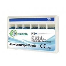 Papírové čepy 4 % , 100 ks