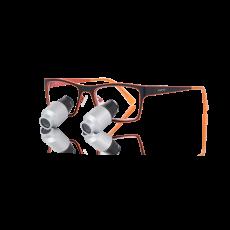 Prizmatické TTL lupové brýle Jazz 4,0 x