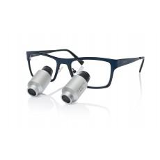 Prizmatické TTL lupové brýle Jazz 4,8 x