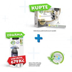 Syntex 12 g + Gluko-chex 2% 200 ml zdarma