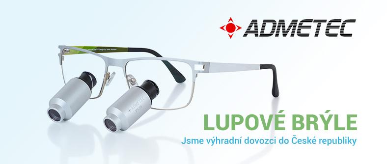 Lupové brýle - jsme výhradní dovozci do České republiky