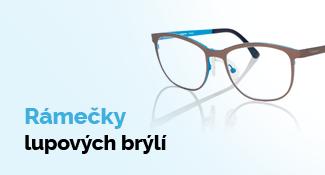 Rámečky lupových brýlí