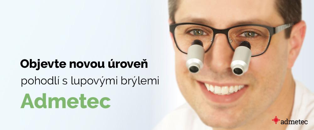 Objevte novou úroveň pohodlí s lupovými brýlemi Admetec